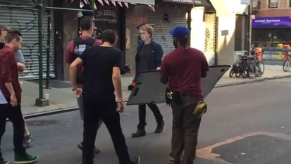 Fight For What's Right (Behind The Scene's)