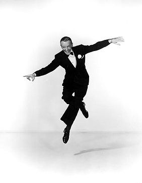 Become Fred Astaire!