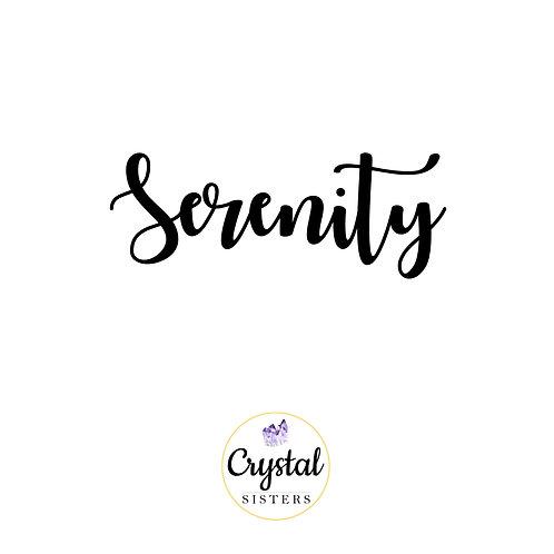 Serenity Sage Blend