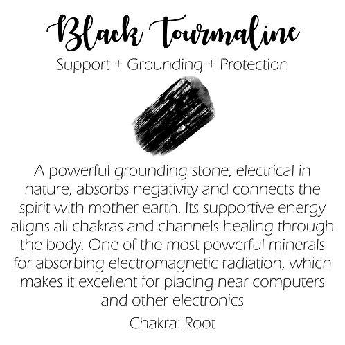 Black Tourmaline - Bracelet
