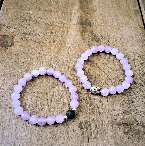 Light Amethyst - Bracelet
