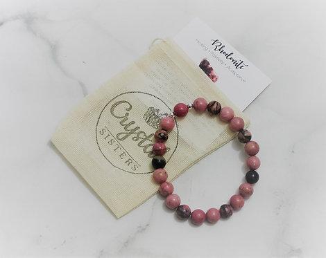 Rhodonite - Bracelet