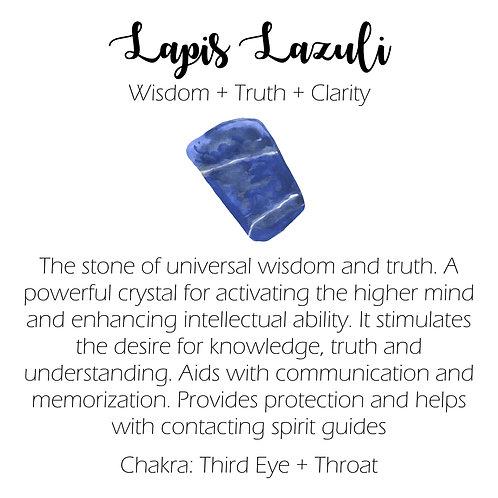 Lapis Lazuli - Bracelet