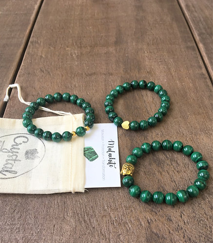 Malachite - Bracelet