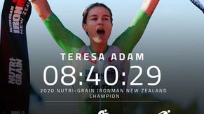 2020 Ironman New Zealand Champion - Course Record 8:40:29