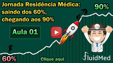 Jornada Residência médica saindo dos 60%