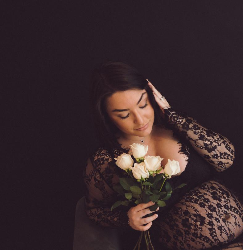 Maternity rose