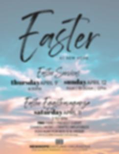 no sonrise Easter 2020 PeachJar.png