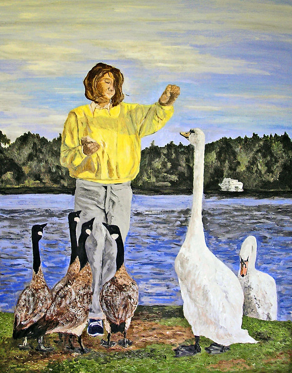 Julie and the Swans