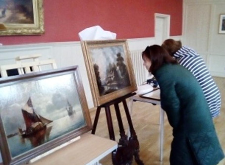 Dedham Art Society - 3rd October 2019