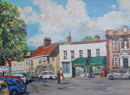 Dedham Art Society - 23rd June 2019