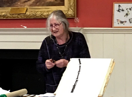 Dedham Art Society -Jean McCarthy Session - 7th March 2019