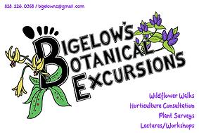 Bigelow'w Botanical Excursions_May 2021.