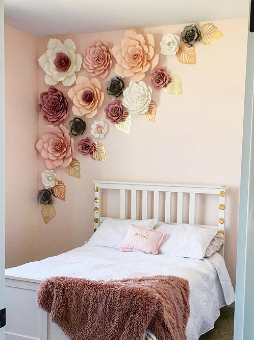 Customized Handmade Flower Kits