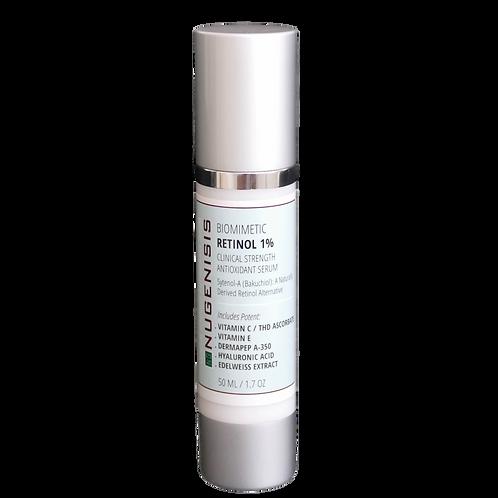 Biomimetic Retinol 1% Clinical Strength Antioxidant Serum
