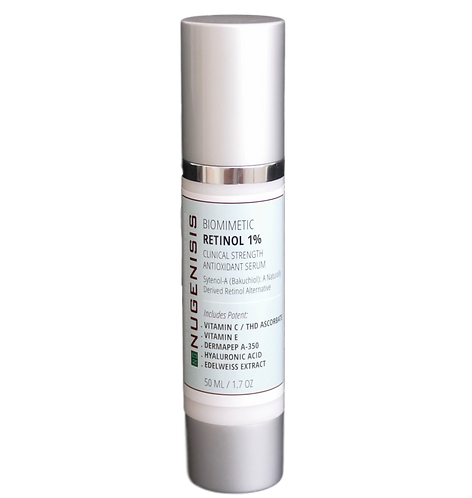 Biomimetic Retinol 1% Clinical Strength Antioxidant Serum