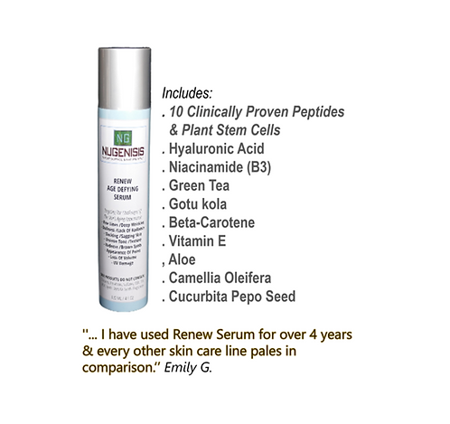 Renew Age Defying Serum
