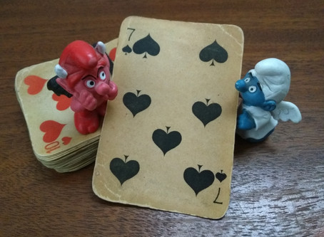 """The different """"Voices"""" of Playing Cards..."""