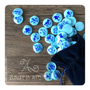 Lenormand Fortune Telling Coins