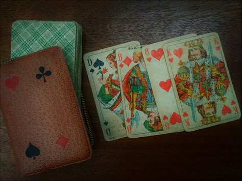 Unravel the future with Playing Cards!