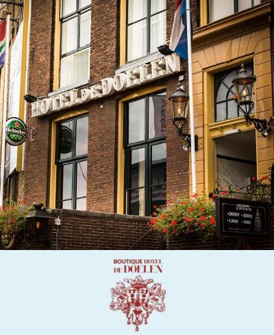 Pakket C - Boutique Hotel de Doelen