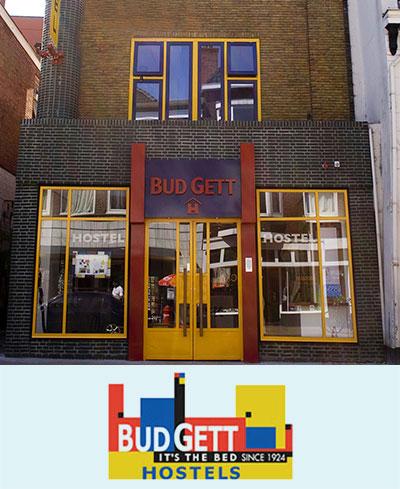 Pakket A - Bud Gett Hostels