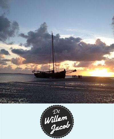 Pakket A - Zeilcharter Willem Jacob