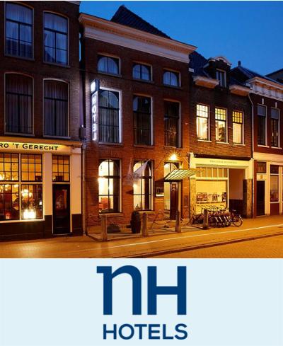 Pakket C - NH Hotel de Ville