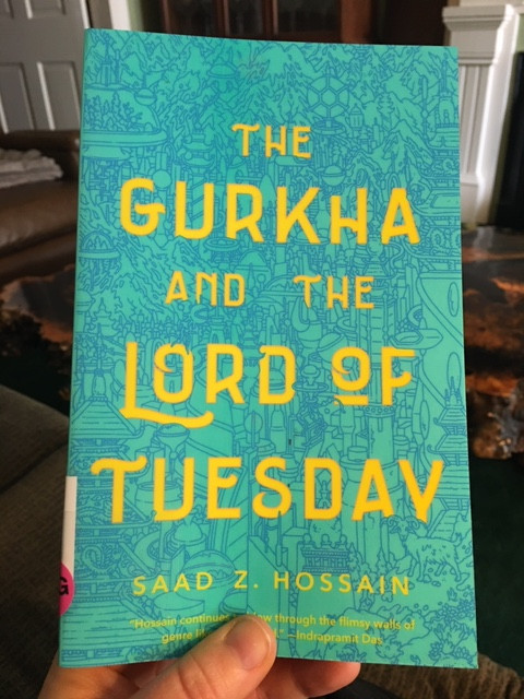 """""""The Gurkha and the Lord of Tuesday"""" Review"""