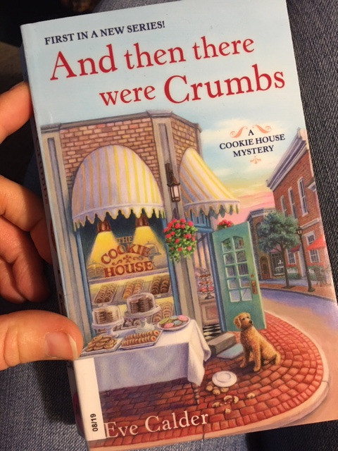 """""""And Then There Were Crumbs,"""" A Sweet Morsel for the End of a Long Day"""