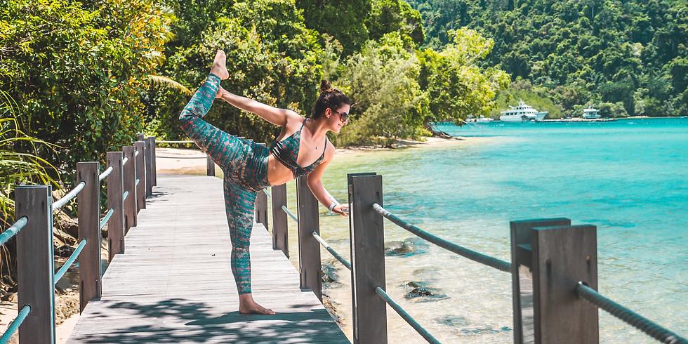BLOOMING SPRING yoga retreat 2021
