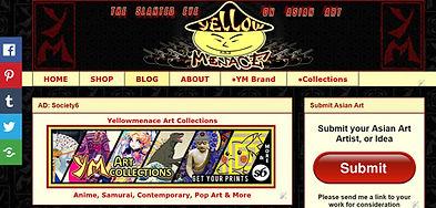 About: Yellow Menace Blog