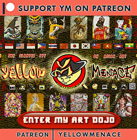 Patreon YellowMenace Banner