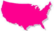 4G LTE Pink Plan coverage map image