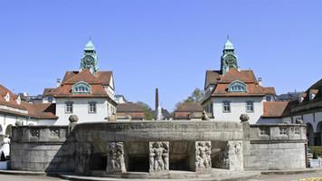Near the MSTR® office, Germany