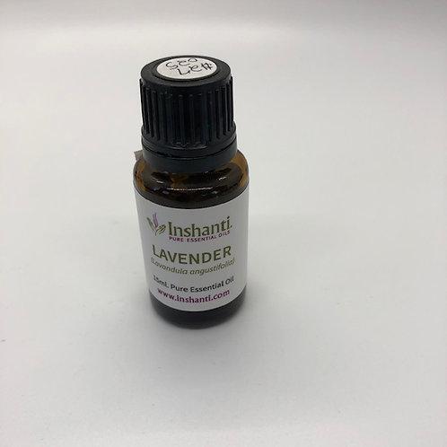 Lavendar Essential Oil 15ml