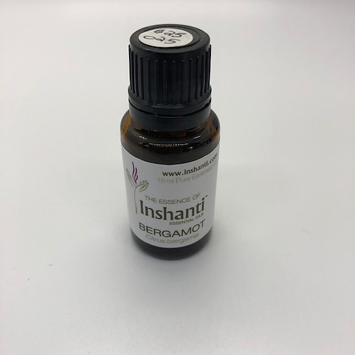 Bergamot Essential Oil 15ml