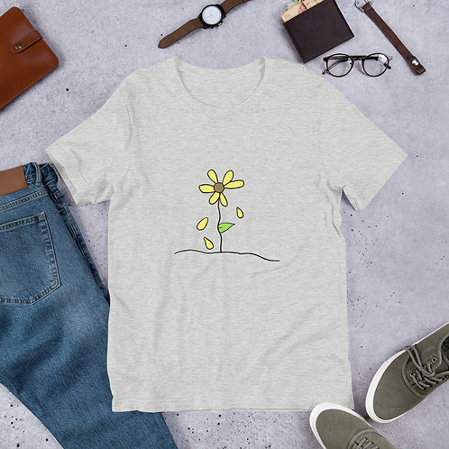 """Miles"" Short-Sleeve Unisex T-Shirt"