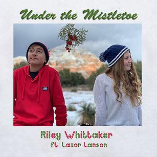 Under the Mistletoe final final cover ar