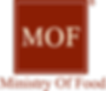 Ministry of Food MoF logo