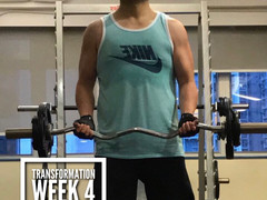 Road to Get Lean Week 4 (Ricky's Story)