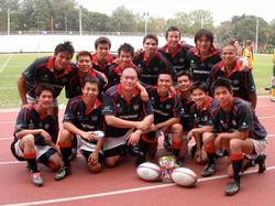 Hong Kong Rugby Development Team