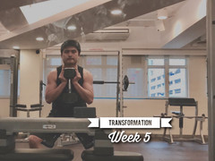Road to Get Lean Week 5 (Ricky's Story)