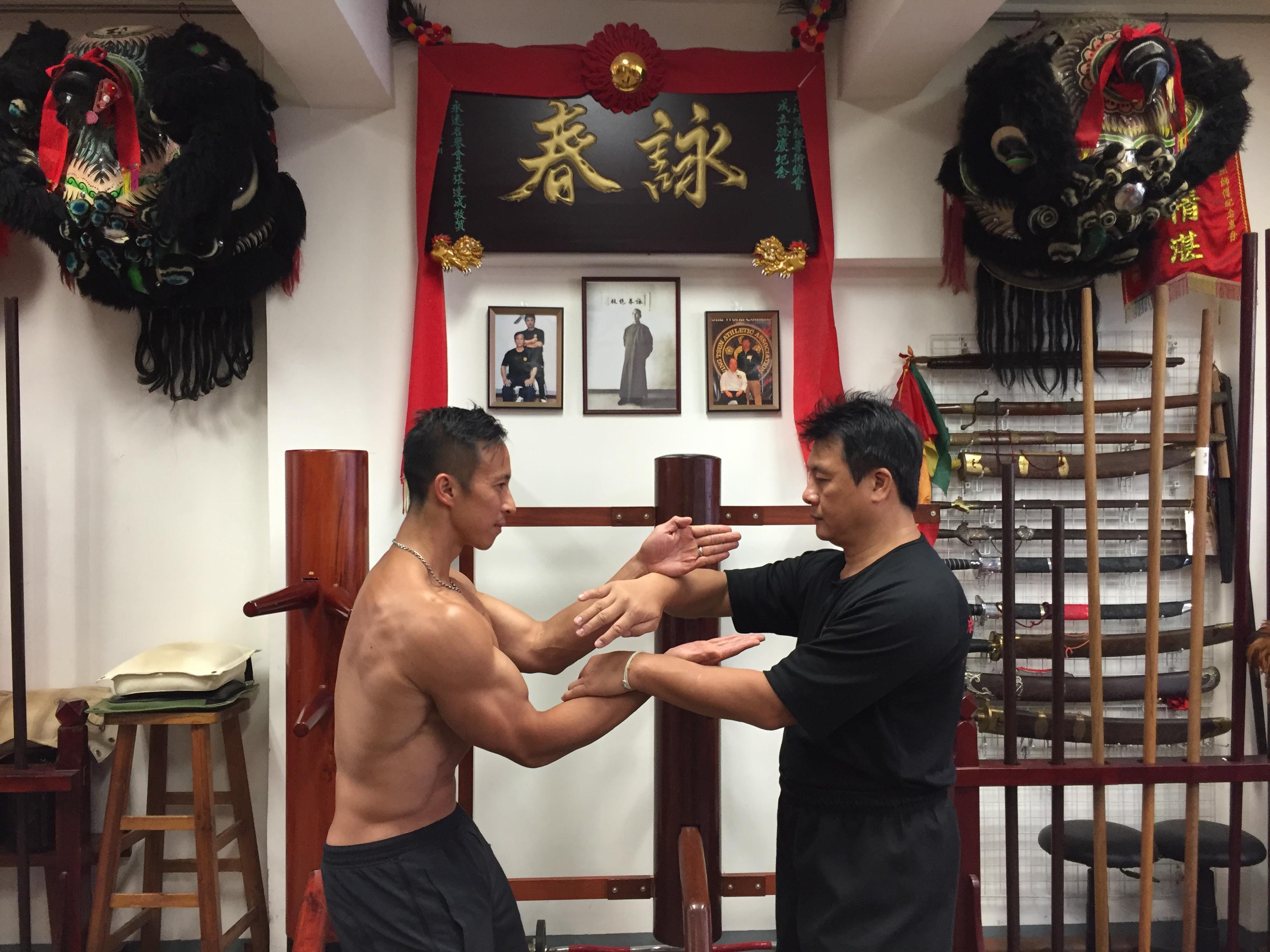 Wing Chun Kong Chi Keung