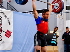 BC Masters Weightlifting Championships 03.2018
