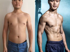 #AskKenneth | Online Coaching | Jason's Body Composition Transformation