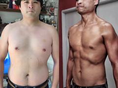 Ricky's Transformation Story