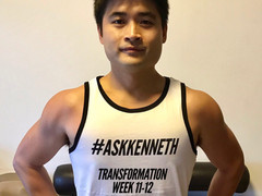 Road to Get Lean Week 11 to12 (Ricky's Story)