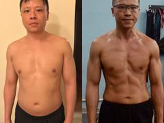 #TeamKenneth | Henry Li's Body Composition Transformation