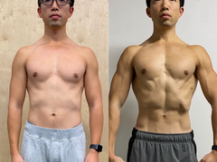 Crossfitter's 12-weeks Transformation